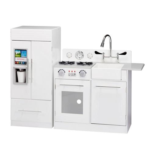 Teamson Kids Urban Luxury Play Kitchen White
