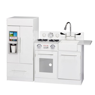 Teamson Kids Urban Luxury Play Kitchen   White
