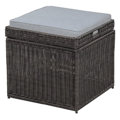 Surprising Outdoor Storage Trunk Brn Project 62 Ocoug Best Dining Table And Chair Ideas Images Ocougorg