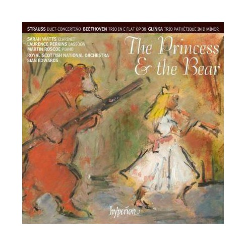 Laurence Perkins - Princess & The Bear (CD) - image 1 of 1