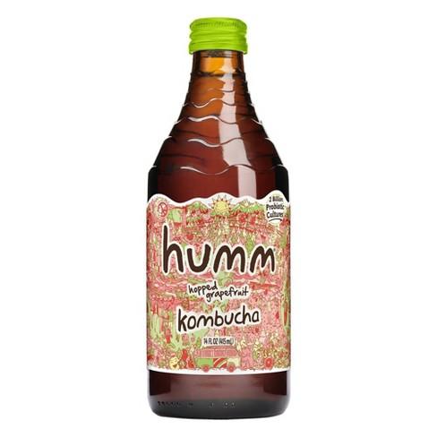 Humm Kombucha Hopped Grapefruit - 14 fl oz - image 1 of 4