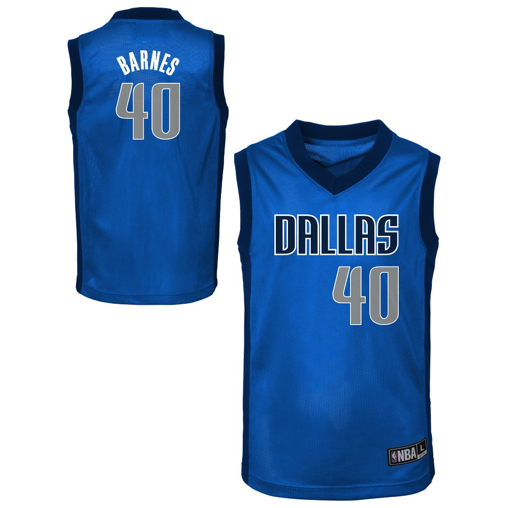 Dallas Mavericks Toddler Player Jersey 3T, Toddler Boy's, Multicolored