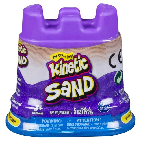 Kinetic Sand Single Container - 5oz - Blue - image 1 of 2