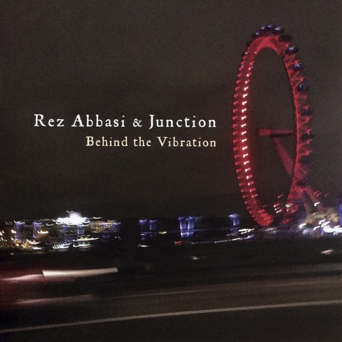 Rez abbasi - Behind the vibration (CD) - image 1 of 1
