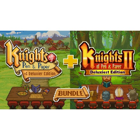 Knights of Pen and Paper Bundle - Nintendo Switch (Digital) - image 1 of 4