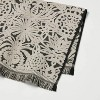 Allover Pattern Towels Black/White - Opalhouse™ - image 4 of 4