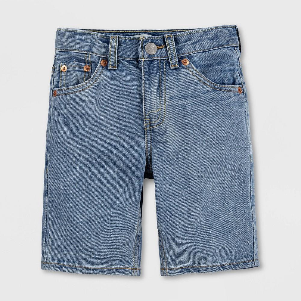 Levi 39 S 174 Boys 39 Unbasic 511 Jean Shorts Moon Walker 6