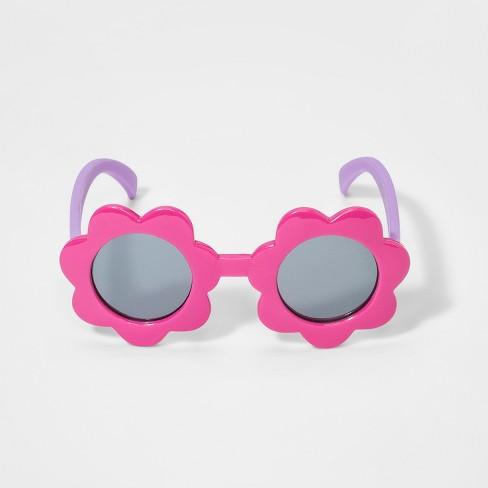 Girls' Peppa Pig Sunglasses - Pink/Purple One Size - image 1 of 2