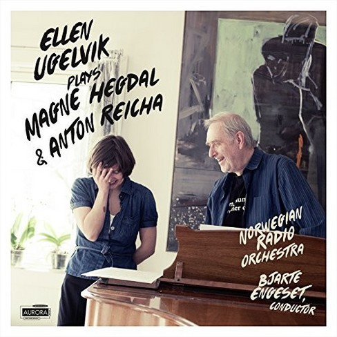 Ellen Ugelvik - Ellen Ugelvik Plays Hegdal And Reicha (CD) - image 1 of 1