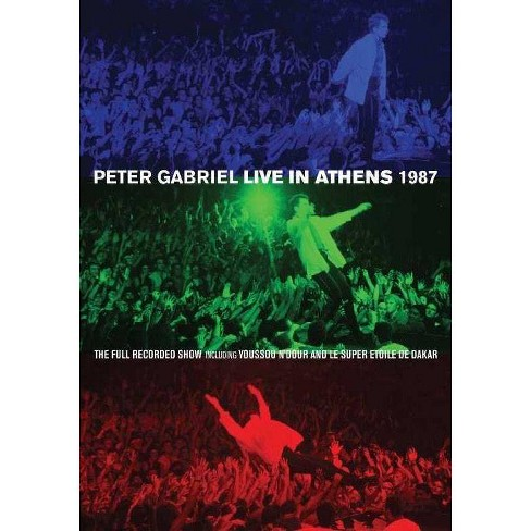 Peter Gabriel: Live in Athens 1987 (DVD) - image 1 of 1