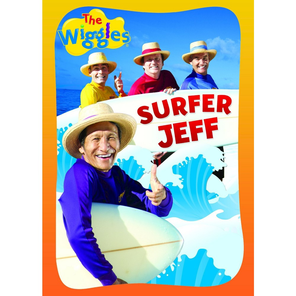 The Wiggles: Surfer Jeff, Movies