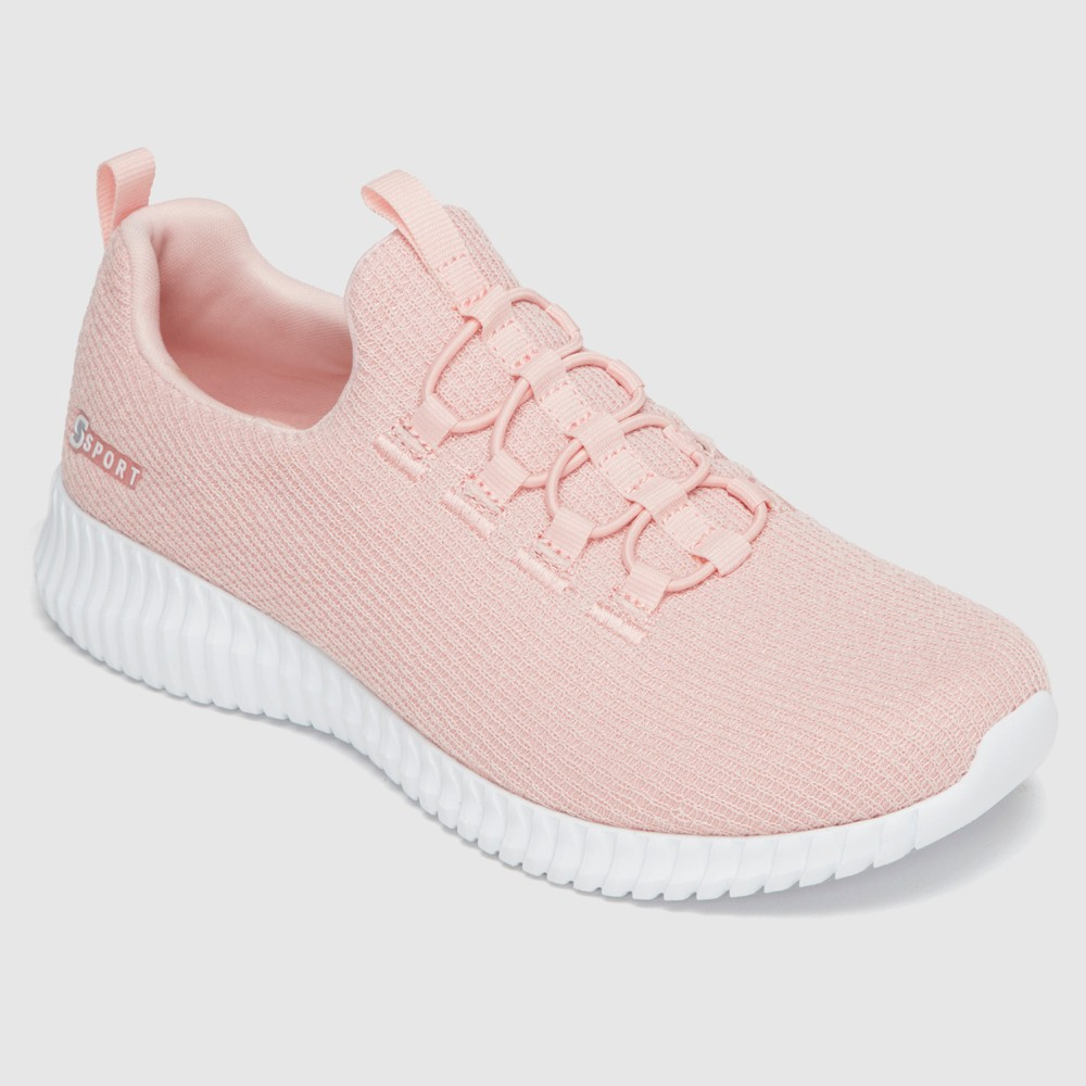 Women's S Sport By Skechers Charlize Athletic Shoes - Pink 9, Pink White