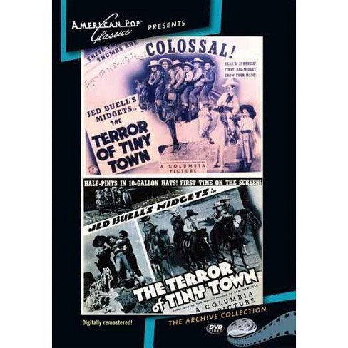 The Terror Of Tiny Town (DVD) - image 1 of 1