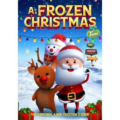 A Frozen Christmas Time (DVD)(2019)
