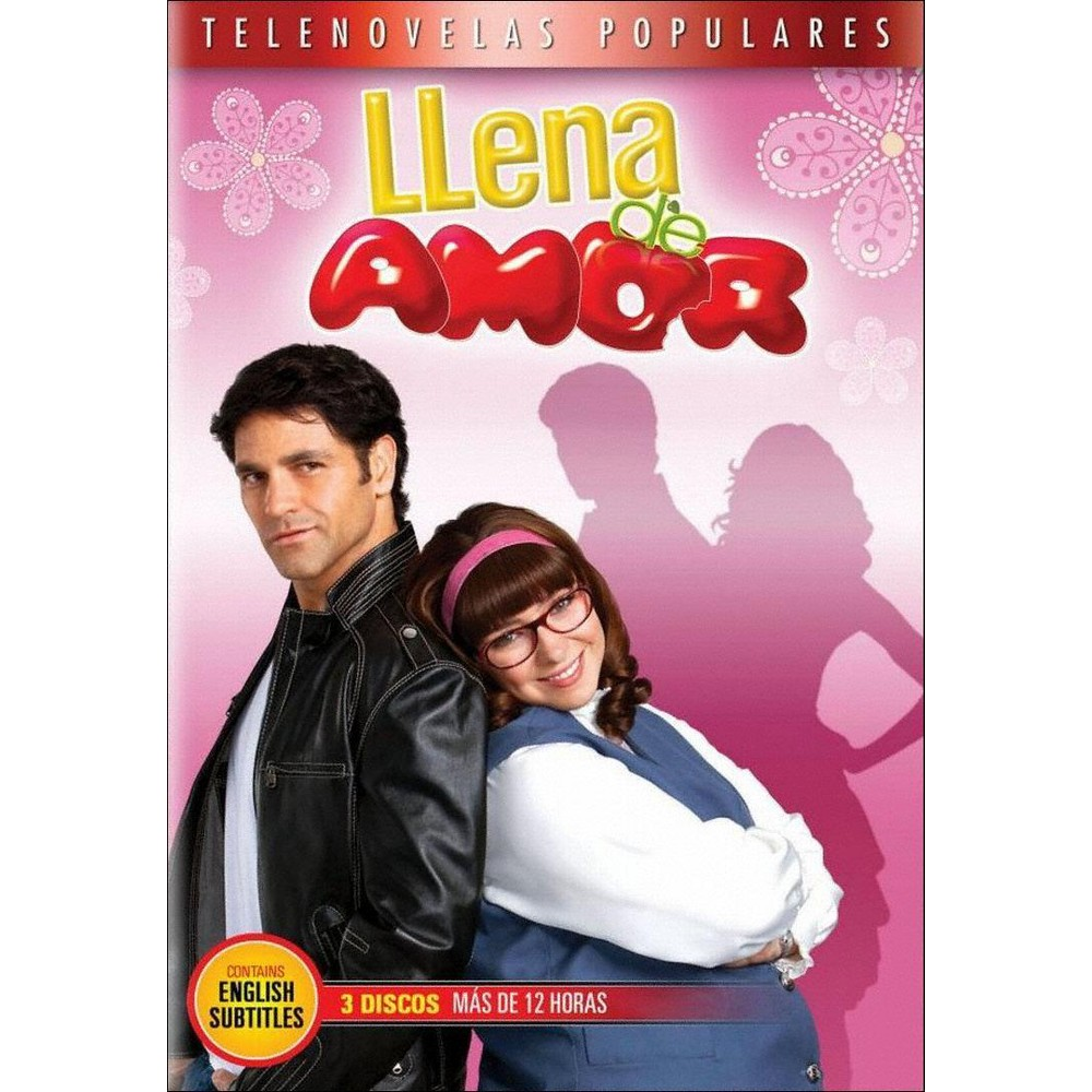 Llena de Amor (3 Discs) (dvd_video)
