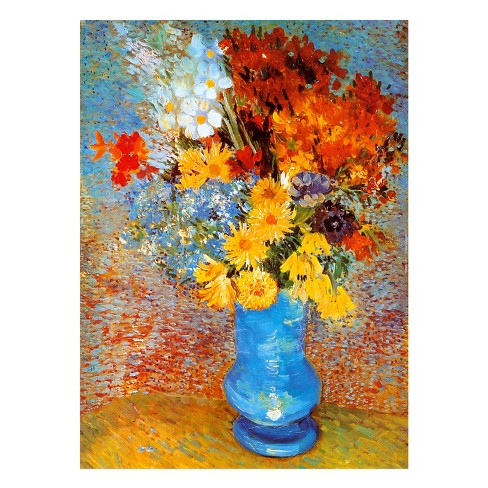 Art.com Vase of Flowers, c.1887 by Vincent van Gogh - Art Print - image 1 of 2