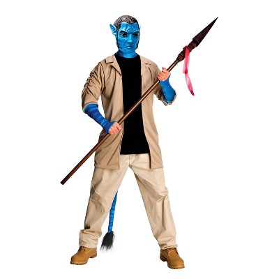 Adult Avatar Jake Sully Deluxe Halloween Costume