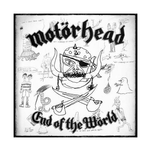 Motorhead - End Of The World (CD) - image 1 of 1