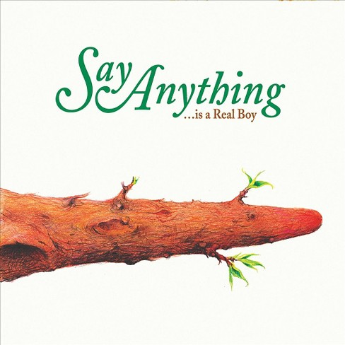 Say anything - Is a real boy (Vinyl) - image 1 of 1