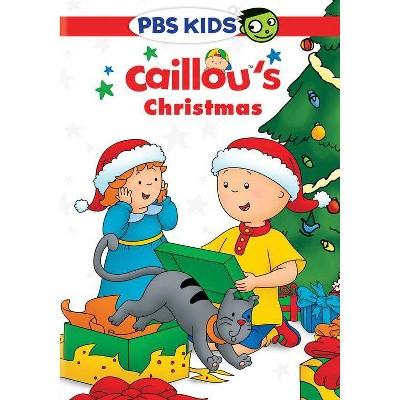 Caillou: Caillou's Christmas (DVD)(2015)