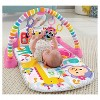 Fisher-Price Deluxe Kick & Play Piano Gym Playmat - Pink - image 2 of 4