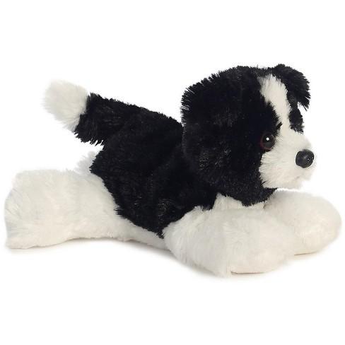 Aurora World Mini Flopsie Cami Border Collie 8 Stuffed Animal Target