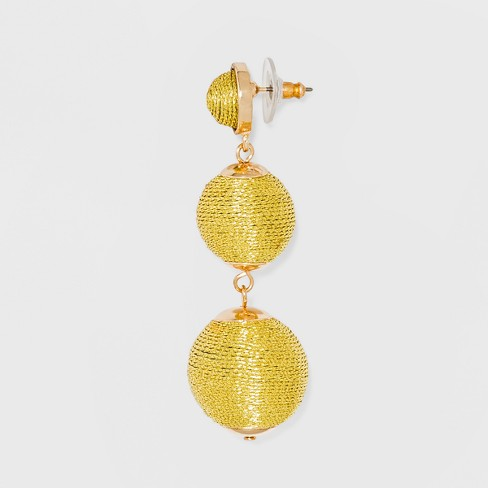 32fc79aa7 SUGARFIX by BaubleBar Ball Drop Earrings. Shop all SUGARFIX by BaubleBar