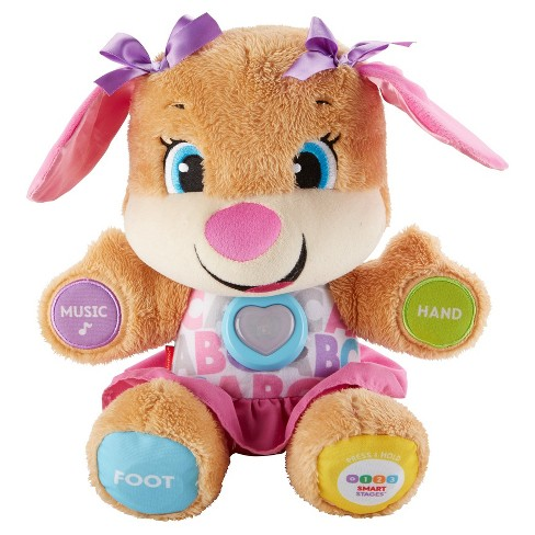 Fisher-Price Laugh and Learn Smart Stages Puppy - Sis - image 1 of 16