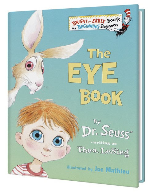 Eye Book (Hardcover) (Dr. Seuss) - image 1 of 1