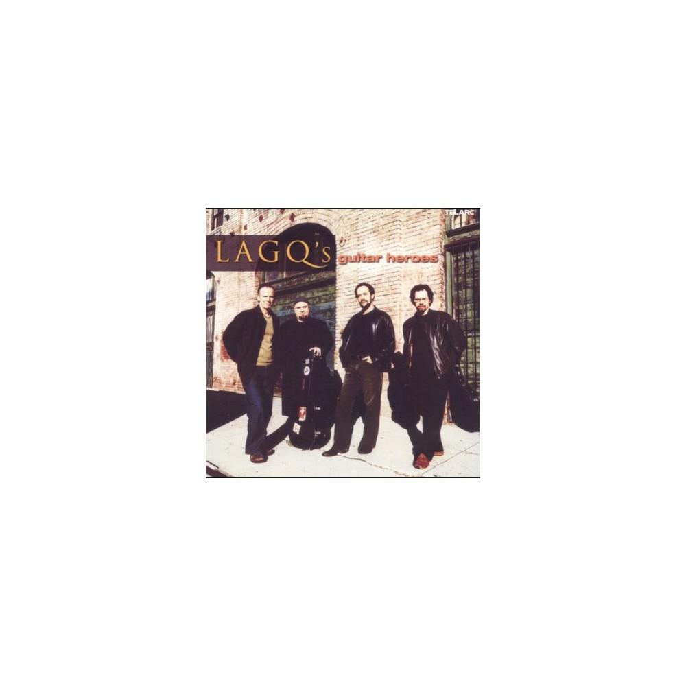 Los Angeles Guitar - Guitar Heroes (CD)