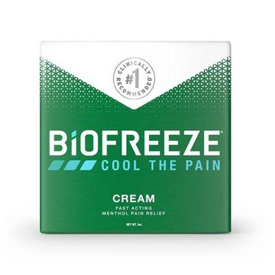 Biofreeze Pain Relieving Cream - 3oz