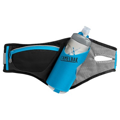 CamelBak Waistbelt Bottle Holder Accessory - Black/Blue