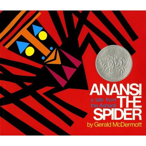 Anansi the Spider - (Cbb) by  Gerald McDermott (Paperback) - image 1 of 1