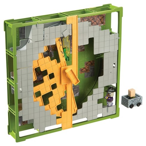 Hot Wheels Minecraft Stacktrack Trackset - 3 - image 1 of 4
