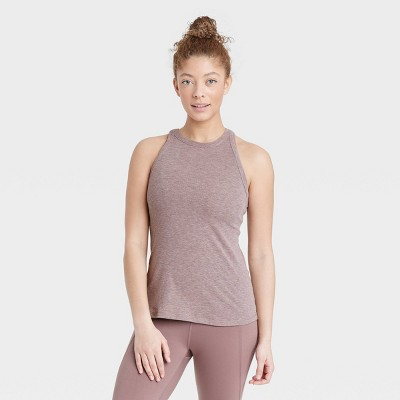 Women's Active Ribbed Tank Top - All in Motion™
