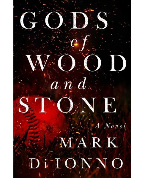 Gods of Wood and Stone -  by Mark Di Ionno (Hardcover) - image 1 of 1
