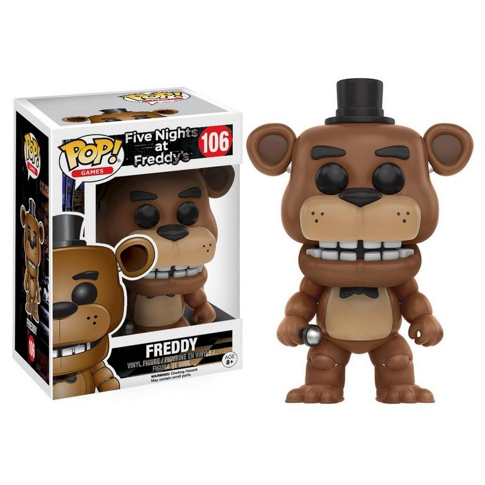 Funko Pop! Games: Five Nights at Freddy's - Freddy