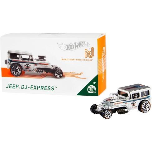 Hot Wheels id DJ -Express - image 1 of 4