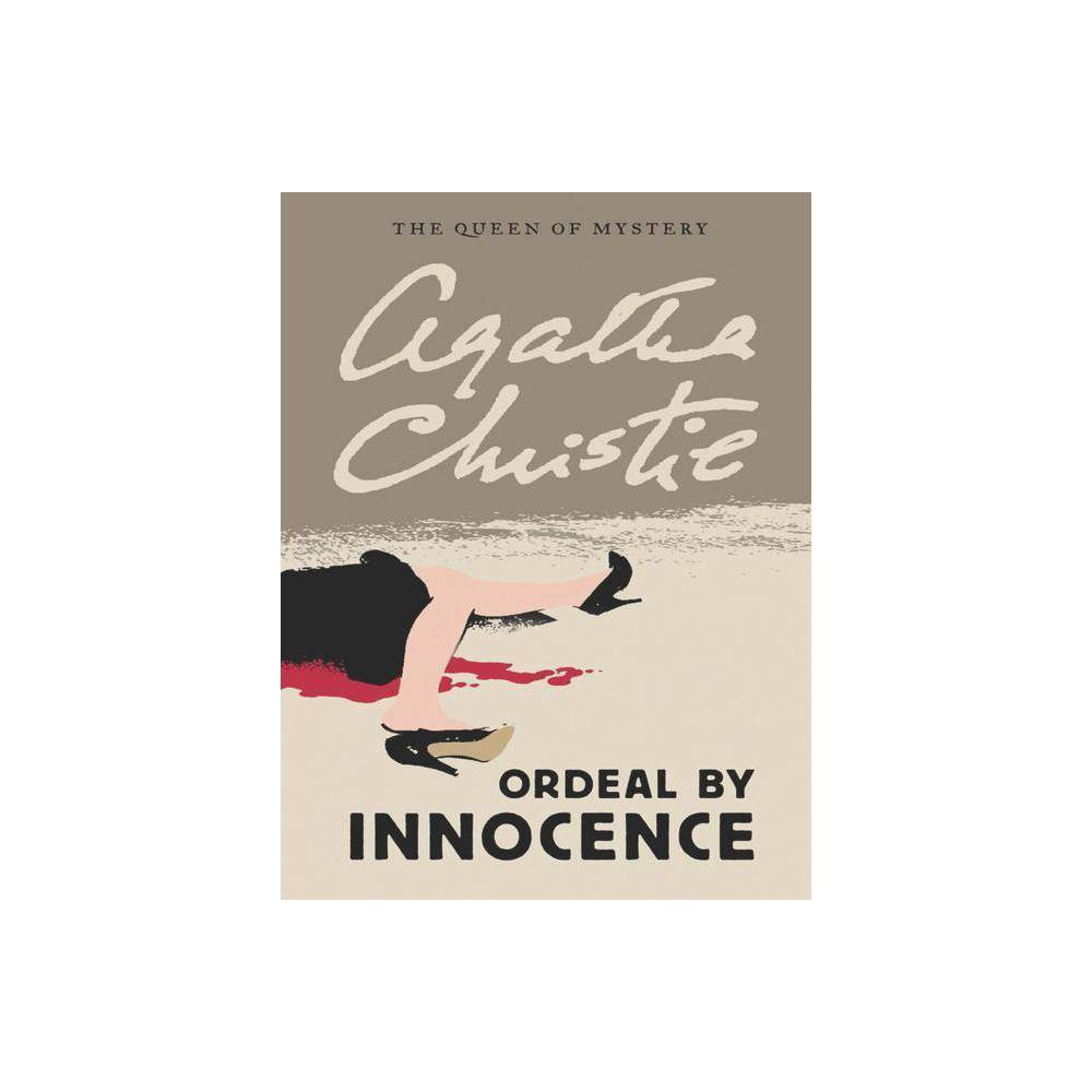 Ordeal By Innocence By Agatha Christie Paperback