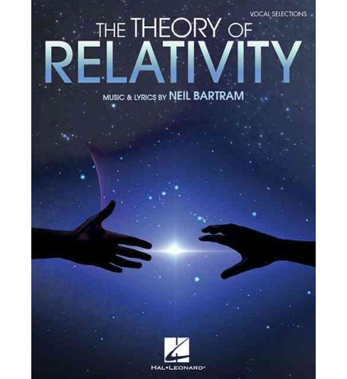 Theory of Relativity : Vocal Selections (Paperback) - image 1 of 1