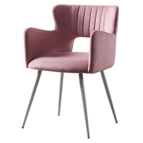 Waverly Armchair with Metal Leg - Versanora - image 1 of 4