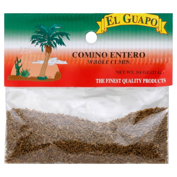 El Guapo Cumin Bag Whole - 0.75oz - image 1 of 1