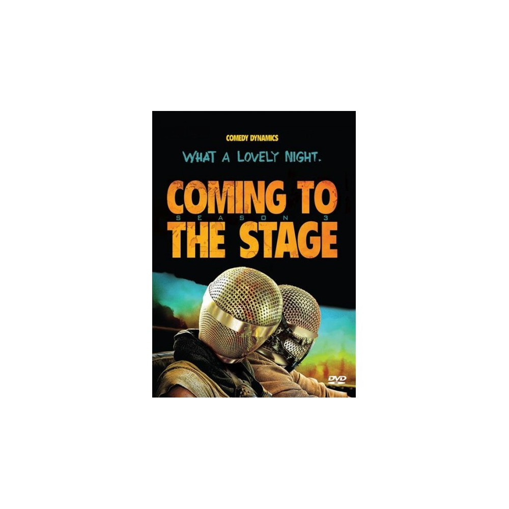 Coming To The Stage:Season 3 (Dvd)