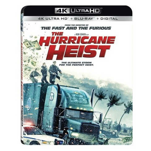 The Hurricane Heist (2018) BluRay 720p 1.1GB [Hindi DD 2.0 – English 2.0] ESubs MKV