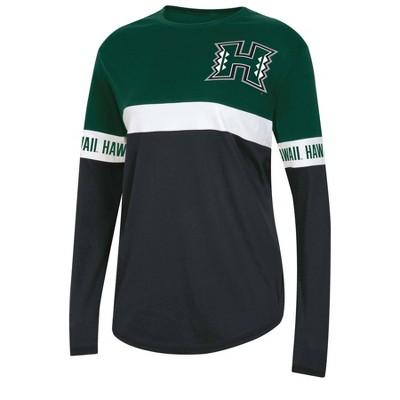 NCAA Hawaii Rainbow Warriors Women's Long Sleeve T-Shirt