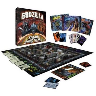 Godzilla - Kaiju World Wars Board Game