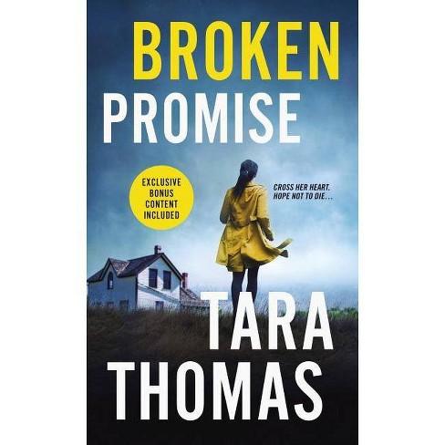 Broken Promise - (Sons of Broad) by  Tara Thomas (Paperback) - image 1 of 1