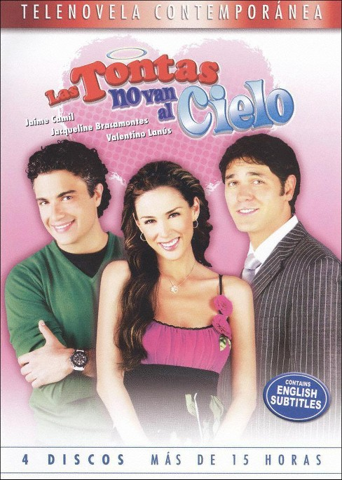 Las Tontas No Van al Cielo (4 Discs) (dvd_video) - image 1 of 1