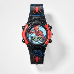 Boys' Spider-Man Watch - Red
