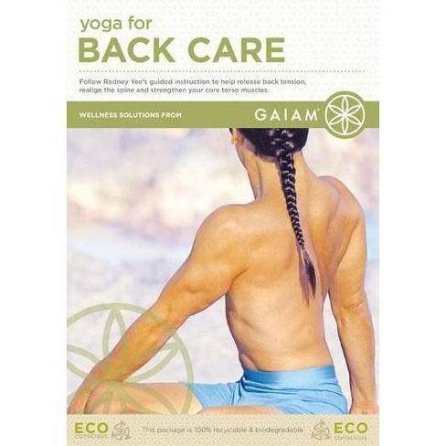 Yoga For Back Care (DVD) - image 1 of 1